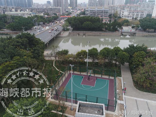 福州永嘉天地篮球场