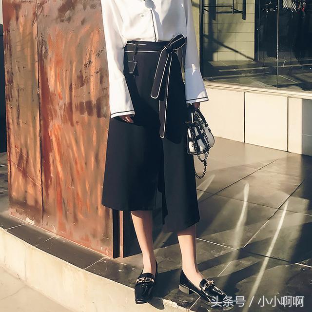 2018年夏季流行裙子