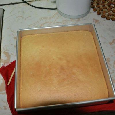 12寸戚風蛋糕