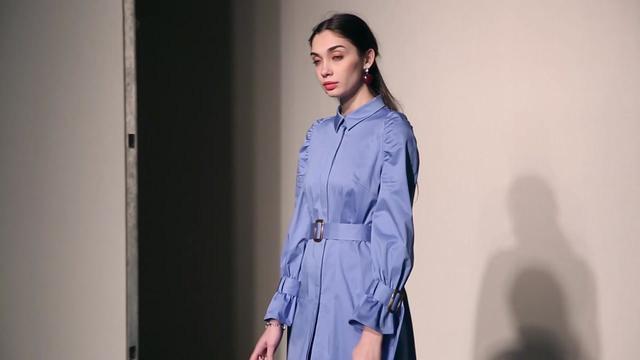 2018時尚裙子美女
