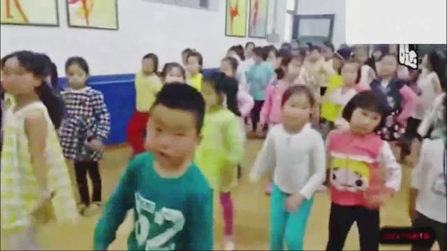 儿童舞蹈 儿童广场舞《美美哒》少儿广场舞