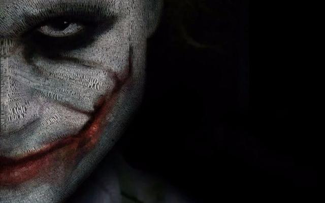 抖音小丑图片