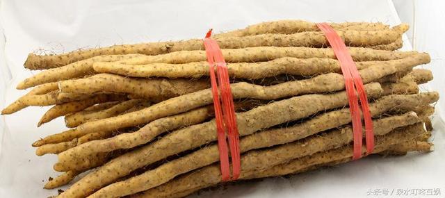 鐵棍山藥紅皮烏雞土與壚土的區別