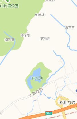 神女湖-百科