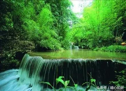 江山如画风景图片