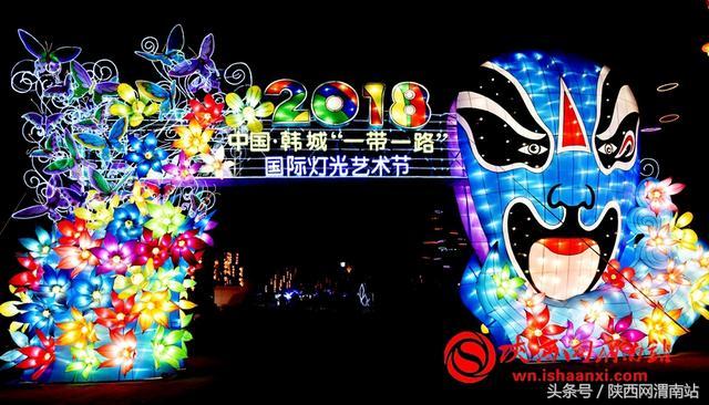 极光万象·厦门国际灯光艺术节隆重启幕