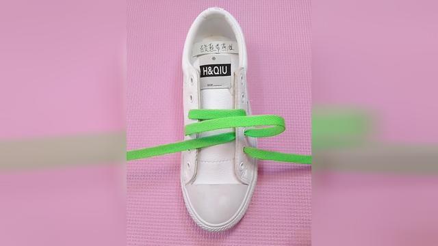 5孔鞋带的24种系法