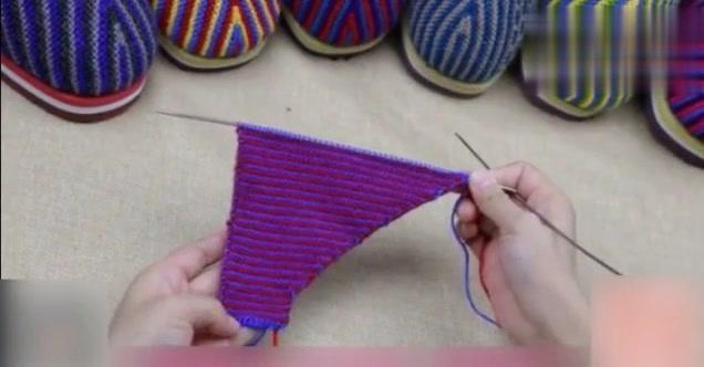 爱生活,爱编织,宝妈手把手教你们做棉拖鞋