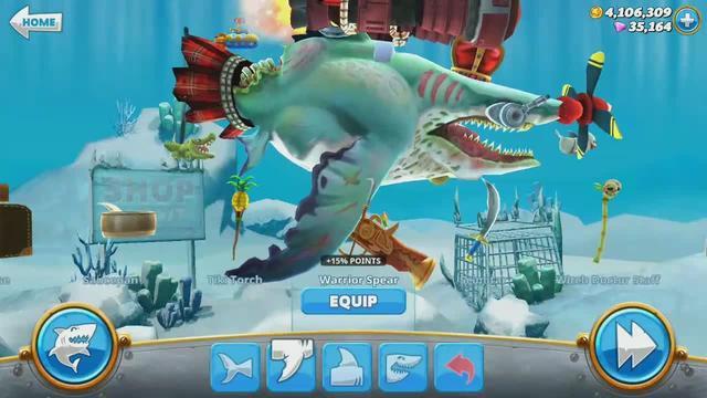 饥饿鲨进化无限钻石