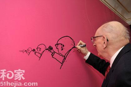 手绘墙画图片素材 精美的墙体绘画素材 -图片库-百图汇素材网