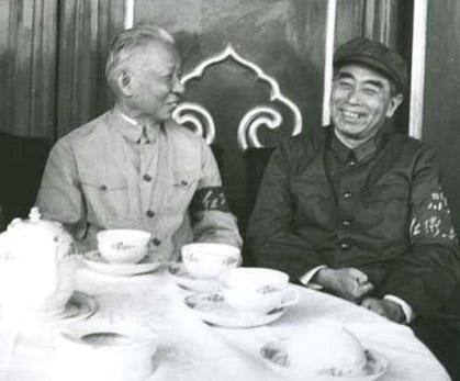 """刘少奇与李先念:同从""""木匠""""成为国家主席"""