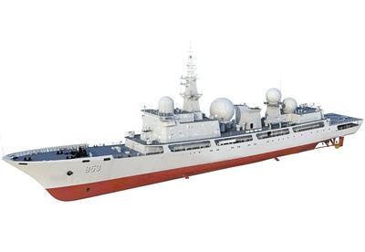 电子侦察船型号对照表