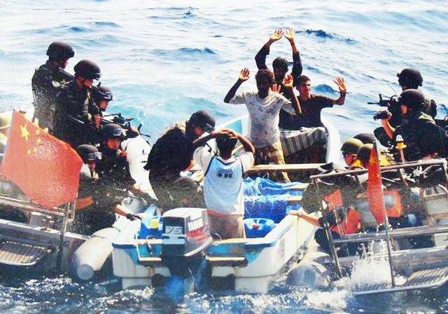 海盗作恶多端,为什么各国海军却只驱离不击毙?专家:... _腾讯网