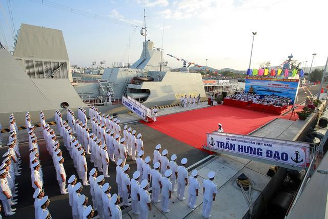 猎豹级护卫舰拥有目前最强大的水面作战舰