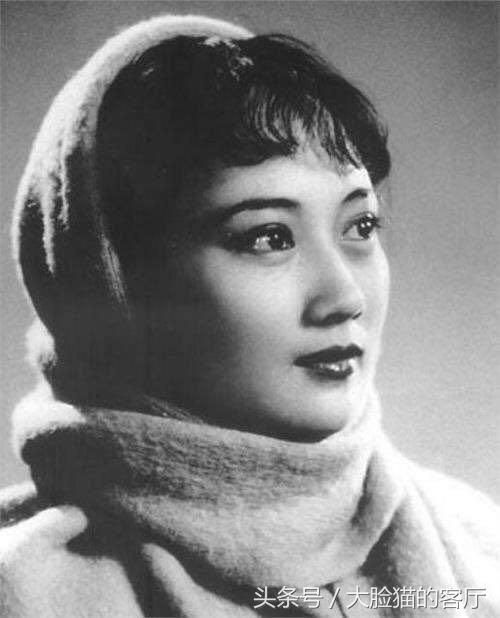 """迷倒几代人的""""女特务""""阿兰一一将军女演员王晓棠"""