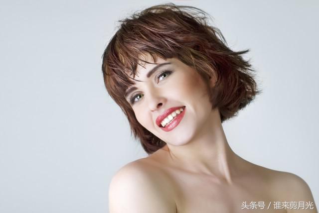 7款极具时尚气质韩式短发发型,瞬间改变气质!