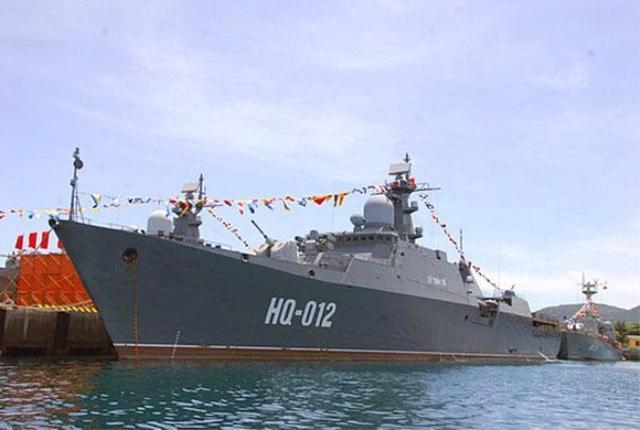 杀鸡焉用牛刀——中国056型护卫舰 PK 越南猎豹护卫舰