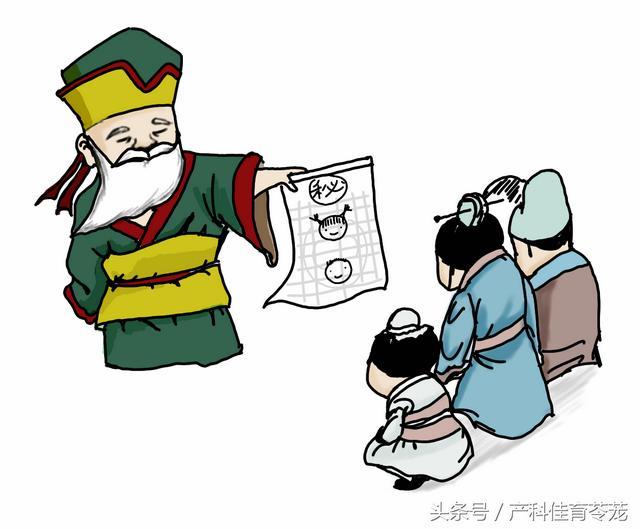 2020年清宫生男生女表