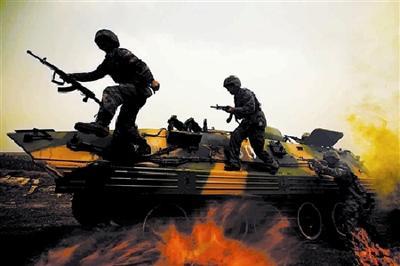 世界十大军事强国排行榜-第1张图片-IT新视野
