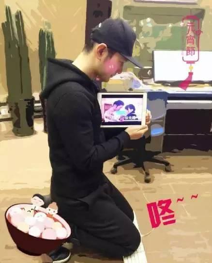 黄晓明否认在家跪键盘 直言:不管对错都是Baby说了算_东方网