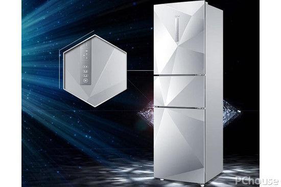 容声267升三门冰箱多少钱一台