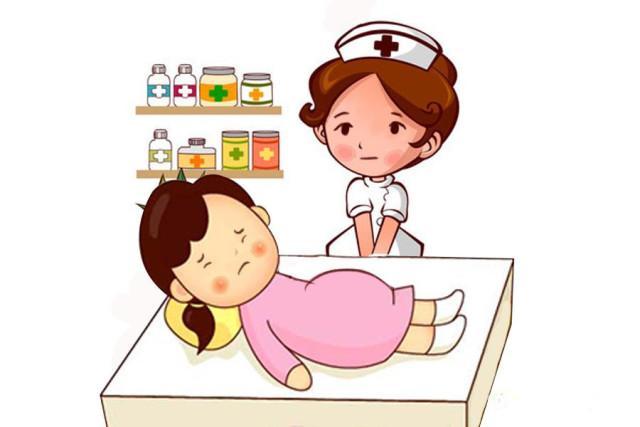 怀孕男孩女孩肚子图片