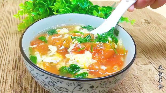 榨菜蛋汤的做法