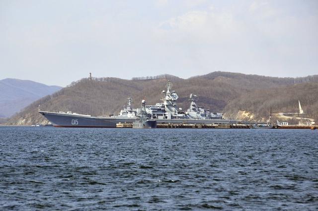 核动力巡洋舰