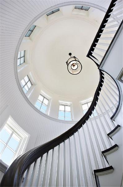 10款楼梯装修图片_手机网易网