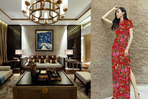东北大棉袄亮相国际时装周 都市晚高峰 150326