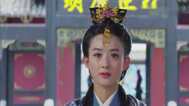 赵丽颖为救心爱之人,击鼓自首,最终被赐三尺白绫_... _搜狐视频