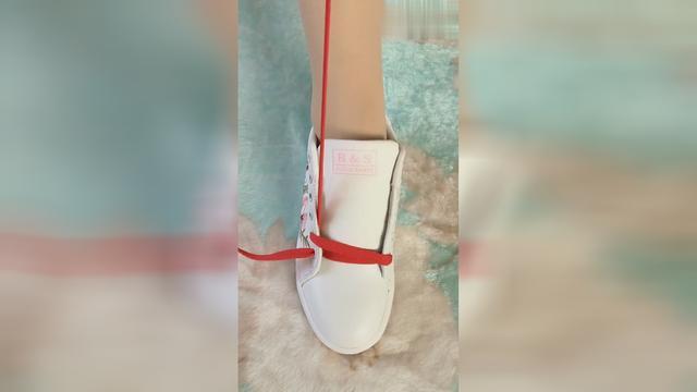 2021潮流鞋带系法