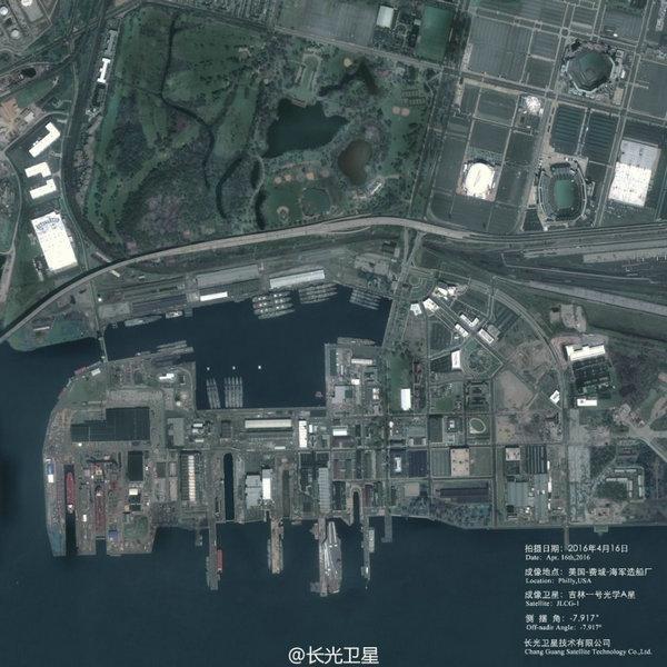 北京市衛星地圖高清版