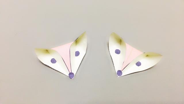 入门折纸课:如何制作小小狐狸详细过程