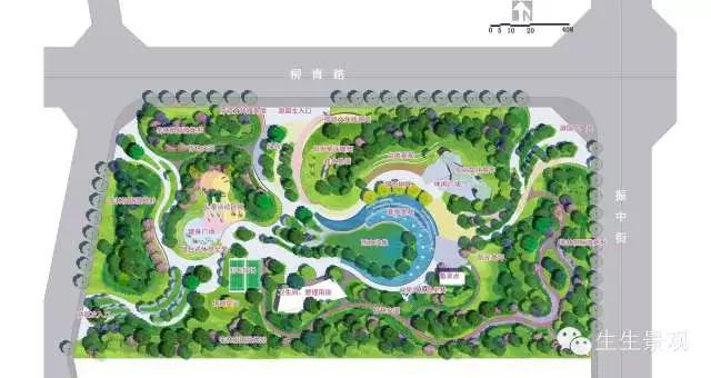 园林工程规划设计-百科