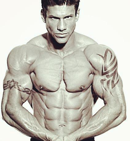 男女通用,9个GIF动态图教你练出六块腹肌!