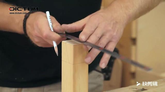 传统木工之燕尾榫制作流程,29张图展示制作过程,... _新浪看点