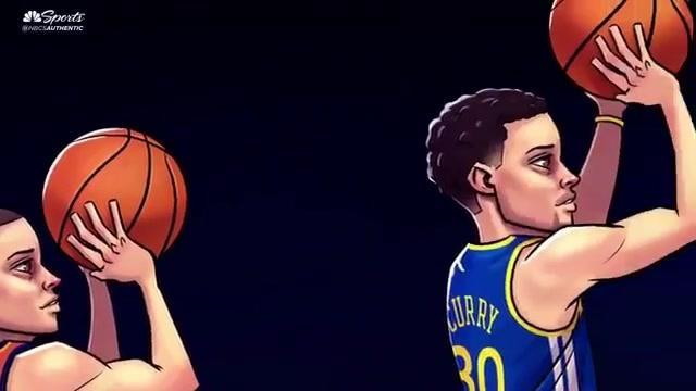 库里是怎么一步步成长起来并改变NBA的