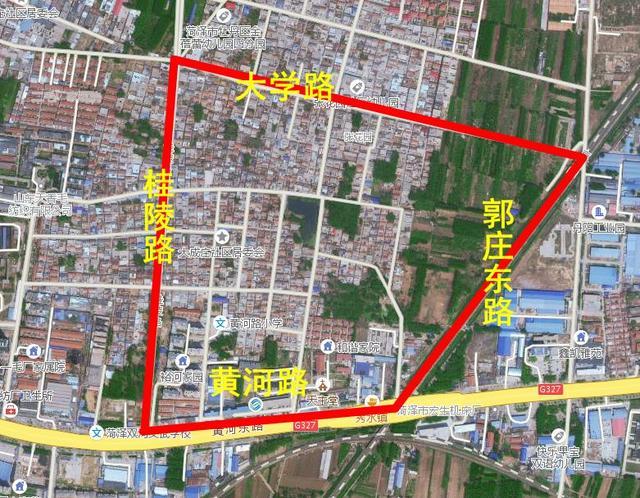菏泽市开发区将增建一座智慧立体停车楼,规划设计方案正公示!