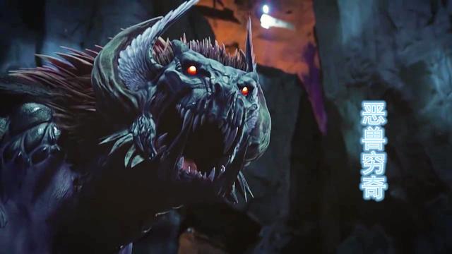 山海经:四大凶兽之一穷奇那凄惨的结局