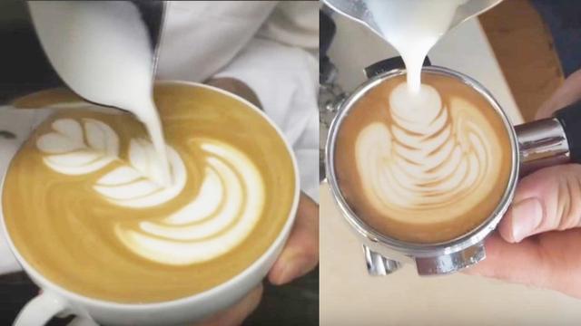 咖啡初学者需要知道的咖啡拉花技巧 - 日记 - 豆瓣