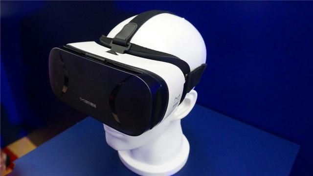 我国首套太空VR眼镜详解:光学+陀螺仪两种跟踪模式