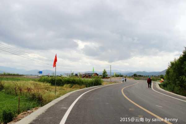 云南大理丽江美景图片