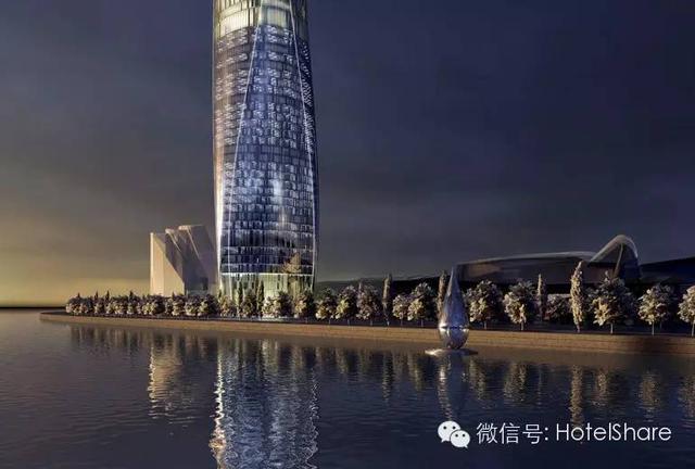 上海喜來登酒店地址