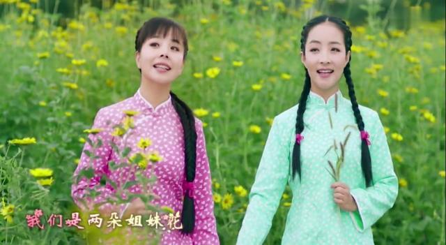 王二妮 王小妮合唱歌曲合辑!