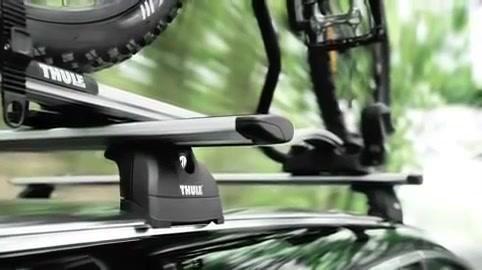 瑞典拓乐自行车架