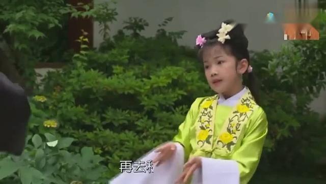 小戏骨:《刘三姐》拍摄现场,莫老爷与刘三姐对戏