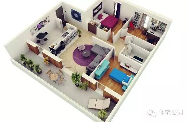 【农村小别墅设计图】_自建房屋设计图-鲁班设计图纸大全官网