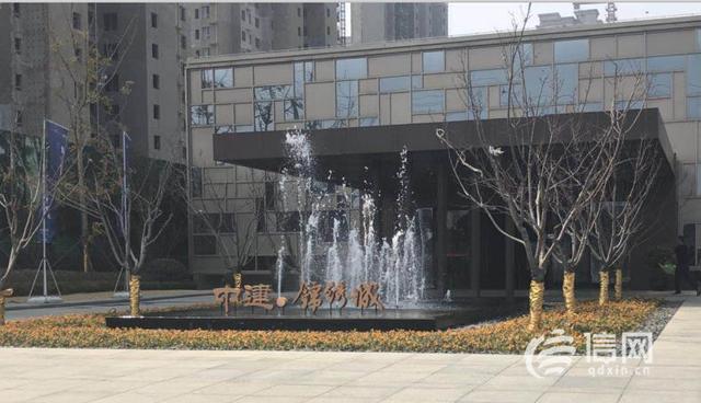 中建锦绣城有18层吗