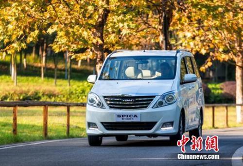 野马首款MPV斯派卡上市 售价5.98-7.58万元